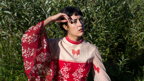 """Half Waif's new song """"Swimmer"""" is from Upcoming Mythopoetics LP"""