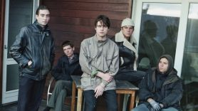 """Iceage Share New Song """"Gold City"""", Announce Tour Dates"""