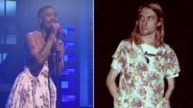Kid Cudi Kurt Cobain SNL