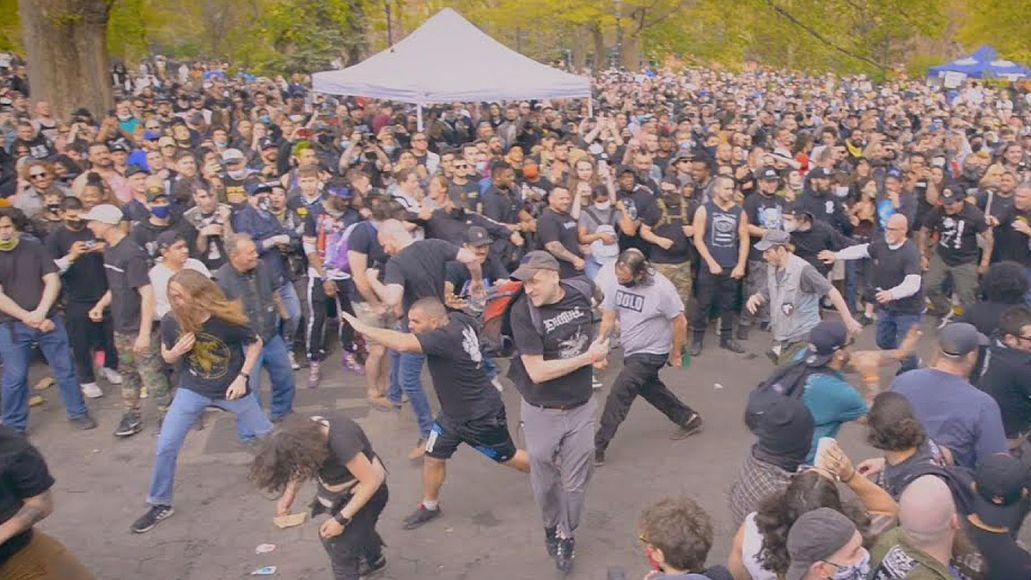 Madball Headline Packed NYC Hardcore Show
