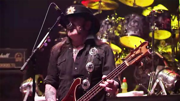 Motörhead Rock It Footage 2012