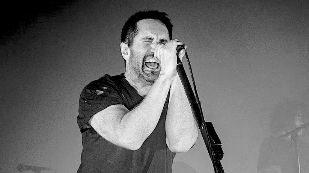 Trent Reznor new Nine Inch Nails