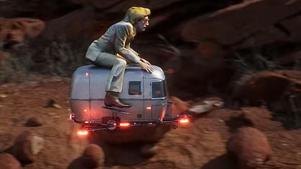 Puscifer Bullet Train to Iowa Mini Film