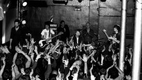 Radiohead at London's 93ft East