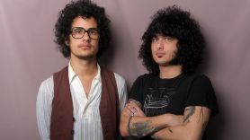The Mars Volta, photo by Martin Philbey