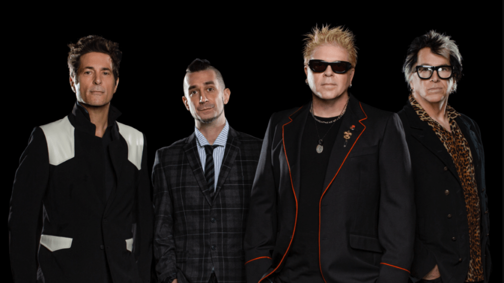 The Offspring, photo by Daveed Benito