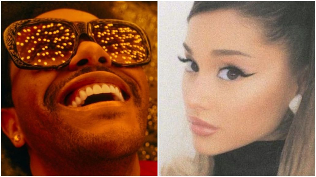 """The Weeknd Enlists Ariana Grande For """"Save Your Tears"""" Remix"""