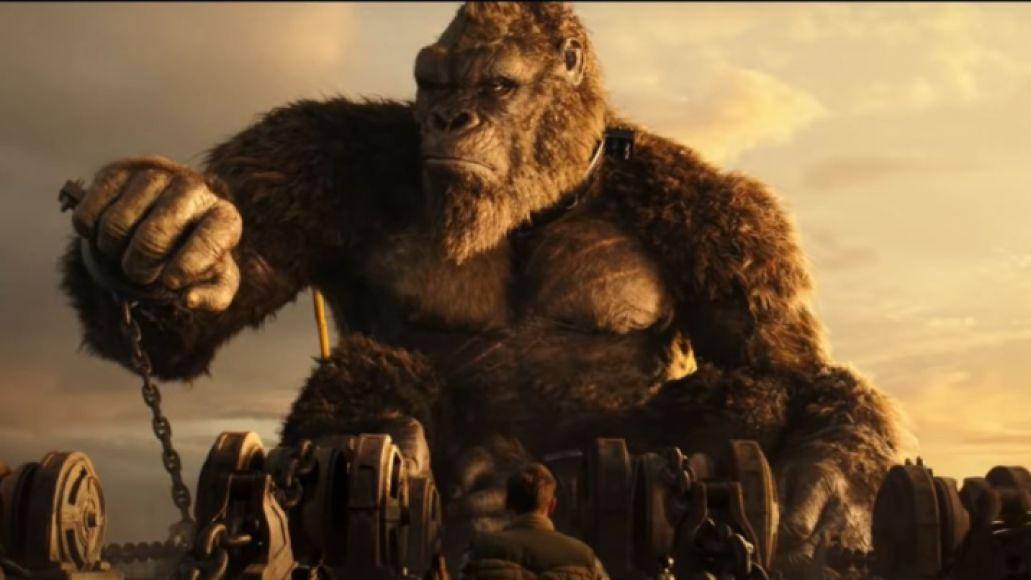godzilla v kong chained An Animal Ethologist Reviews Godzilla vs. Kong