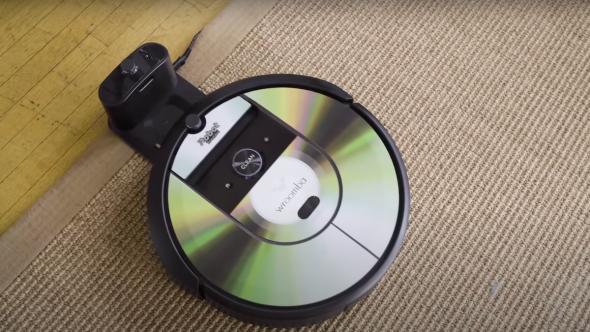 weezer robot vacuum wroomba roomba merch contest