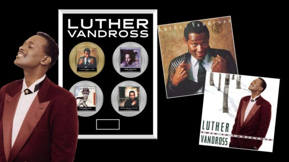 win luthor vandross never too much this is christmas prize pack