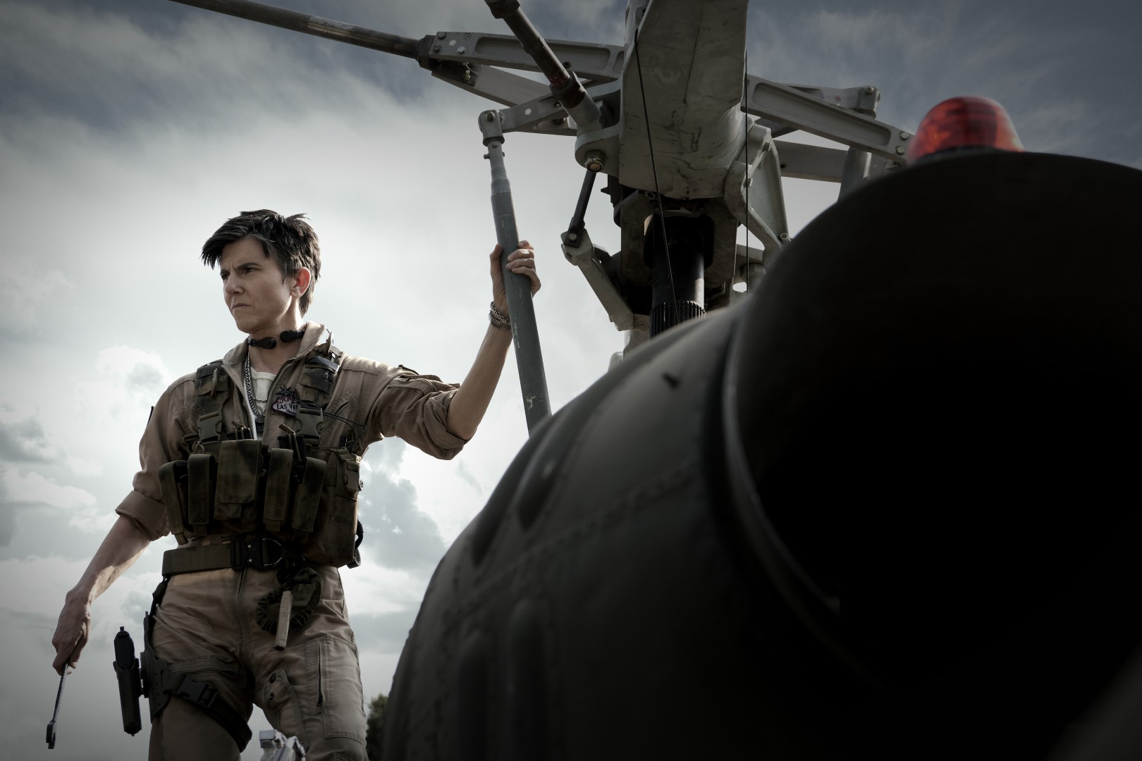 Army of the Dead Netflix movie review tig notaro zack snyder zombie