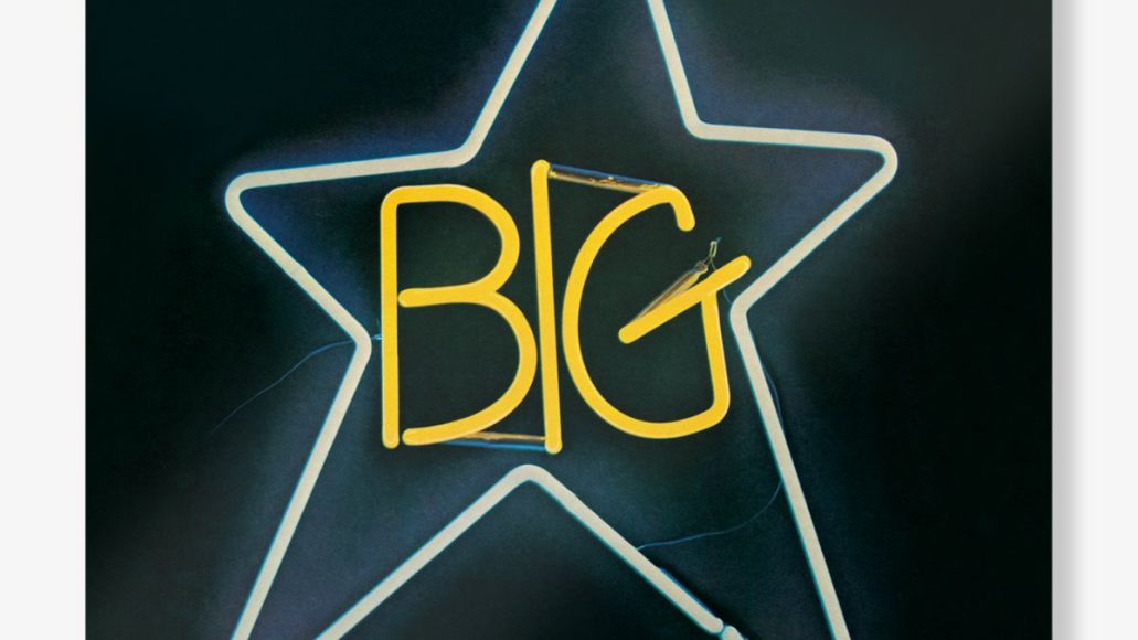 Big Star No 1 Record Artwork