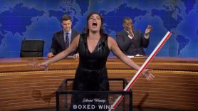 Cecily Strong SNL finale
