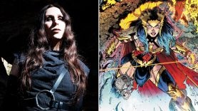 """Chelsea Wolfe Shares Wonder Woman-Themed Song """"Diana"""""""