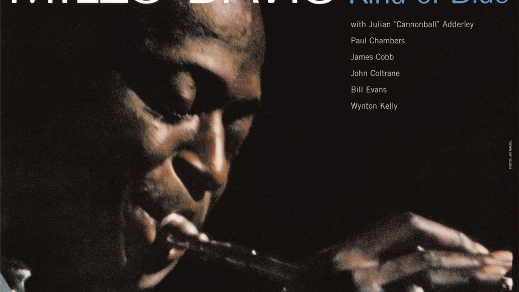 Miles Davis Kind of Blue Artwork