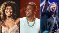 Tina Tuner, JAY-Z, and Foo Fighters Rage Against the Machine, JAY-Z, and Foo Fighters to be inducted into Rock & Roll Hall of Fame