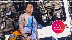Sergio Vega of Deftones the what podcast consequence network