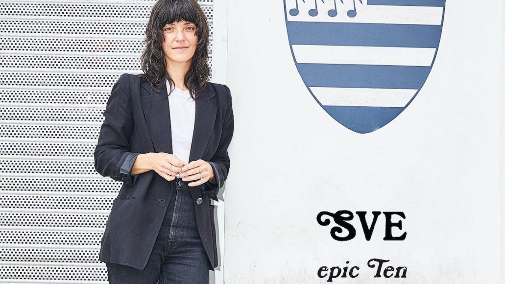 Sharon Van Etten epic live album