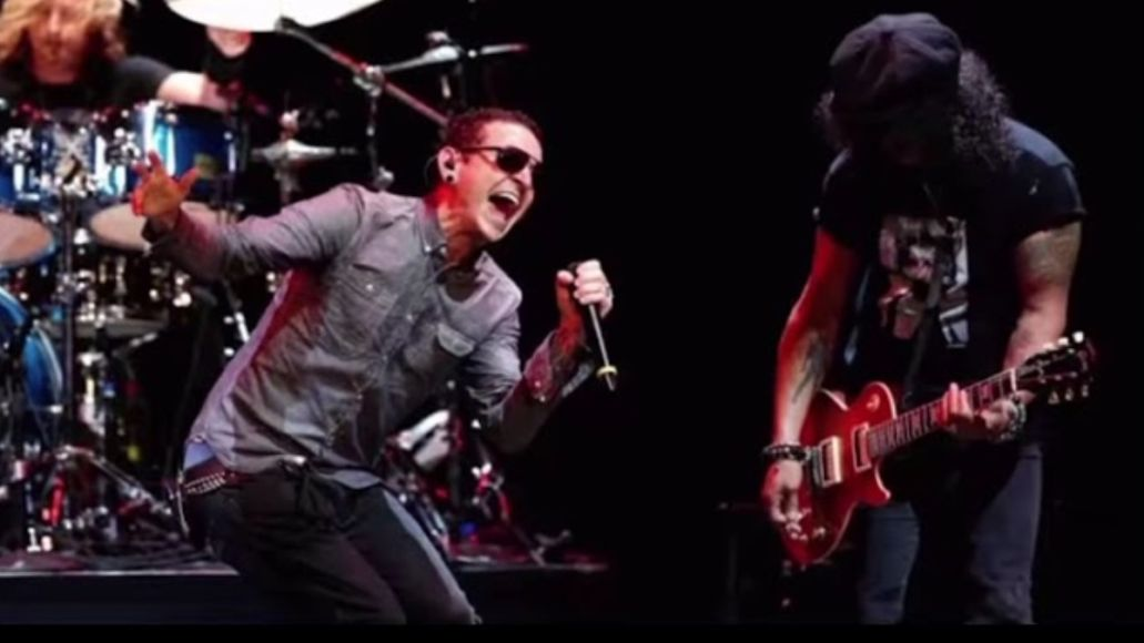 Unearthed Slash Song Featuring Chester Bennington
