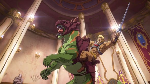 kevin smith he-man reboot masters of the universe revelation first look