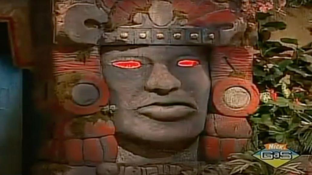 legends of the hidden temple reboot adults mature CW nickelodeon