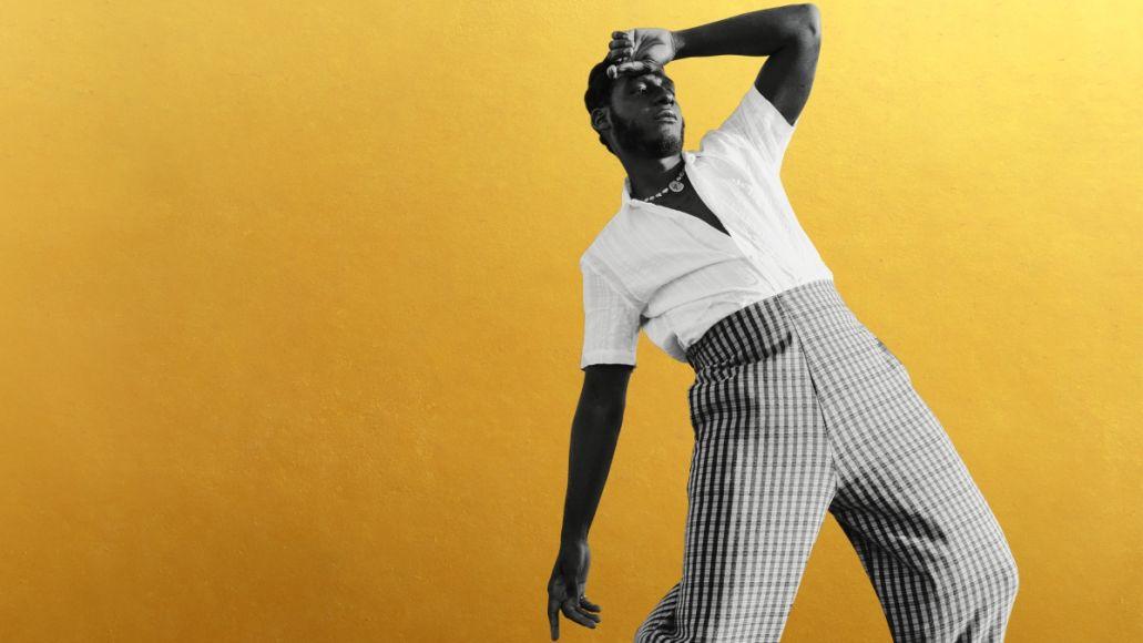 leon bridges gold-diggers sound new album artwork