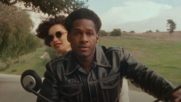 leon bridges gold-diggers sound new album motorbike new song stream