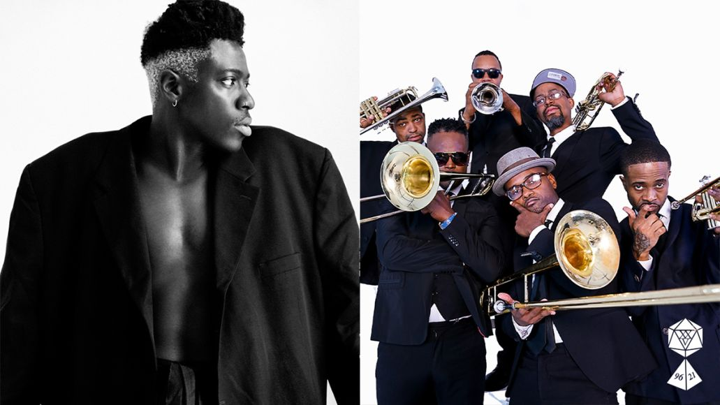 moses sumney Hypnotic Brass Ensemble jagjaguwar 25 richard youngs sapphie soon it will be fire this is a mindfulness drill
