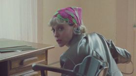 st vincent new single down music video stream