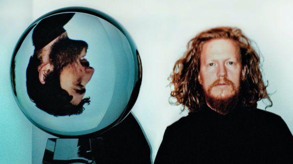 Darkside Lawmaker stream new music Spiral song reunion album Nicolás Jaar Dave Harrington Darkside, photo by Jed DeMoss