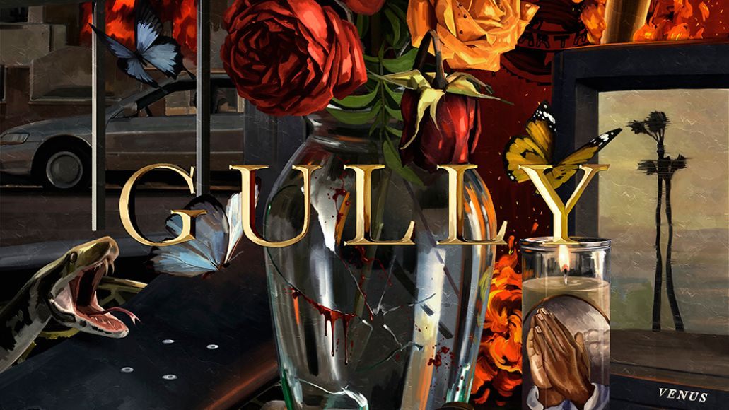 Gully OST album artwork cover art