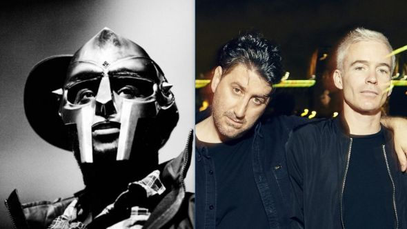 The Avalanches MF DOOM new song Tonight May Have to Last Me All My Life remix stream Since I Left You MF DOOM and The Avalanches (photo by Charles Dennington)