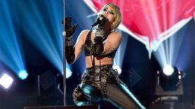 Miley Cyrus Nashville Concert