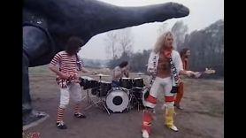 Van Halen dinosaur video