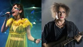 chvrches robert smith the cure how not to drown new single stream