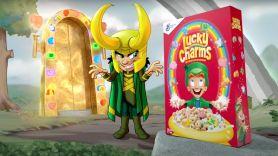 loki charms lucky charms cereal disney+ marvel loki